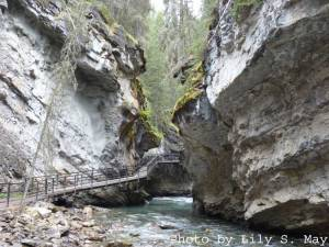 Johnston Canyon, September 2012