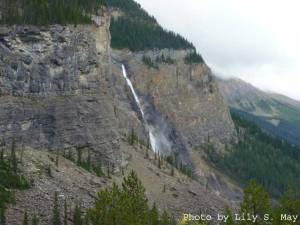 Takakkaw Falls, Yoho National Park, British Columbia