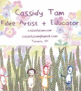 Cassidy's Card